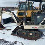 Terex TC16 Compact Excavator