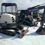 Terex TC37 Compact Excavator