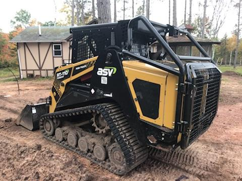 2015 ASV RT110 Forestry Image